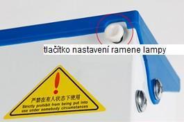 Germicidní UV lampa FY-30DC, 60 W - 4