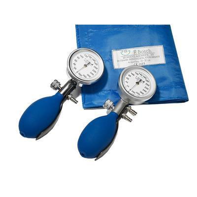 Deformační tonometr Prakticus I F. Bosch, chrom, modrý - 4