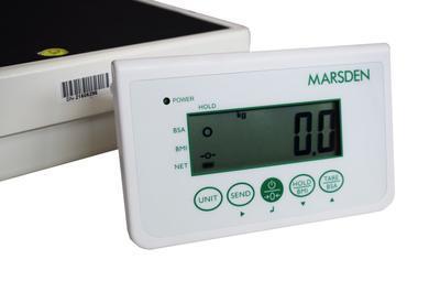 Nášlapná váha Marsden M-545 - 4