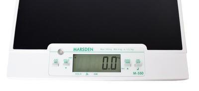 Nášlapná váha Marsden M-550 - 4