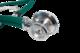 Fonendoskop Rappaport F. Bosch, zelený  - 4/7