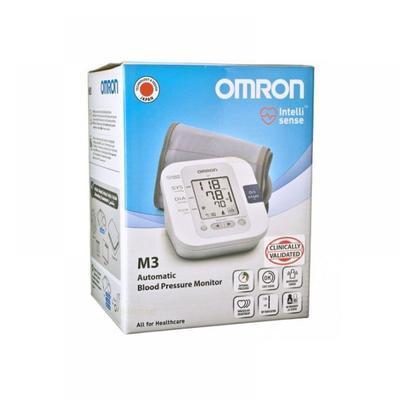 """Digitální tonometr Omron M3 AC s manžetou EC-L Easy """"L - 5"""