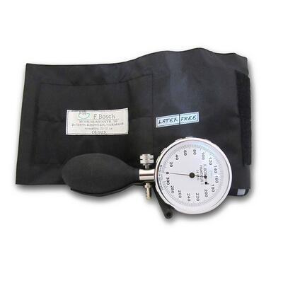 Deformační tonometr Prakticus I F. Bosch, chrom, černý - 5