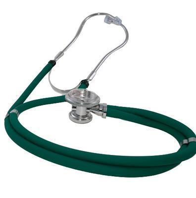 Fonendoskop Rappaport F. Bosch, zelený  - 5