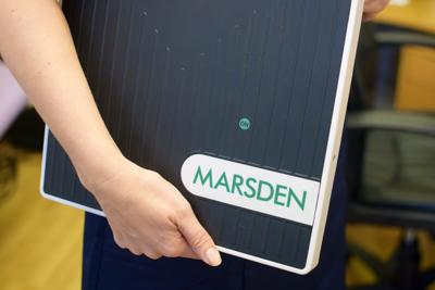 Nášlapná váha Marsden M-420 - 6