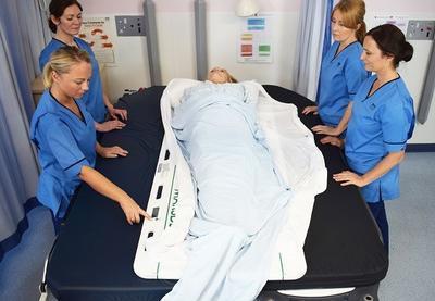 Pacientská vážicí podložka Marsden M-999 - PTS - 6