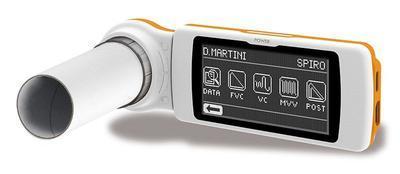 Spirometr MIR Spirodoc Spiro - 6