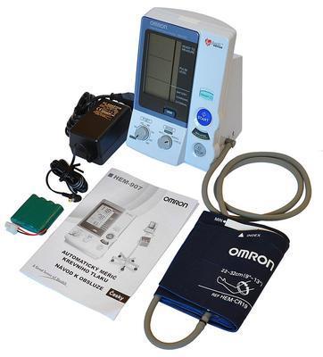 Elektronický tlakoměr Omron 907 - 6