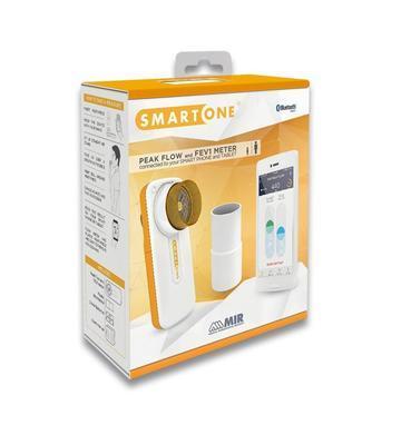 Spirometr MIR Smart One® Peak-Flow a FEV1 metr - 6