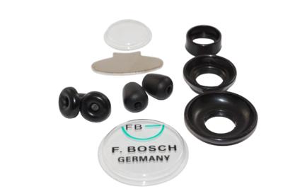 Fonendoskop Rappaport F. Bosch, černý  - 6