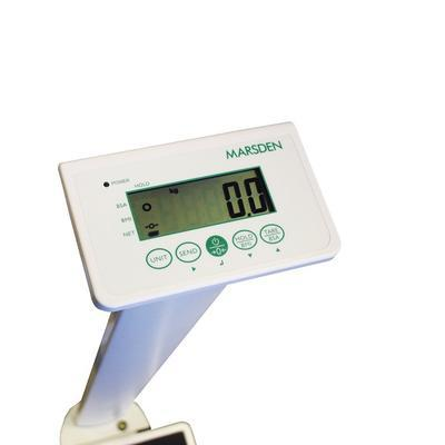 Sloupcová váha s výškoměrem MARSDEN M-125 - 7
