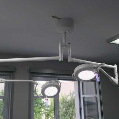 Operačné svetlo stropné Famed SOLIS 60/60 C - 7